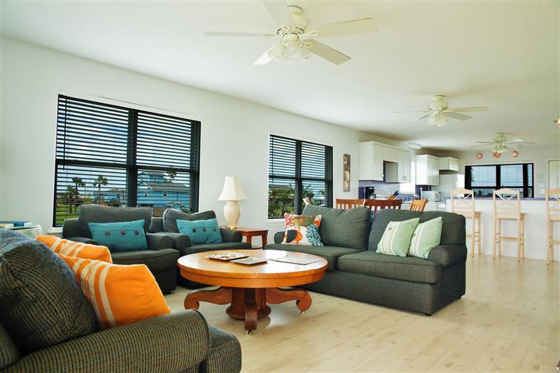 Galveston Home Interior