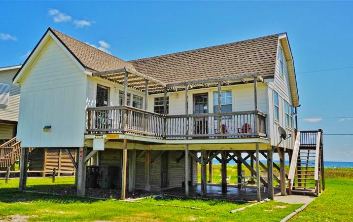 Galveston Home Exterior