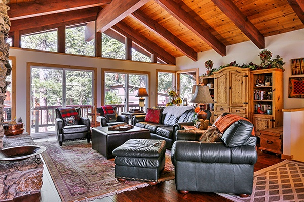 Vacation Rental Property Interior